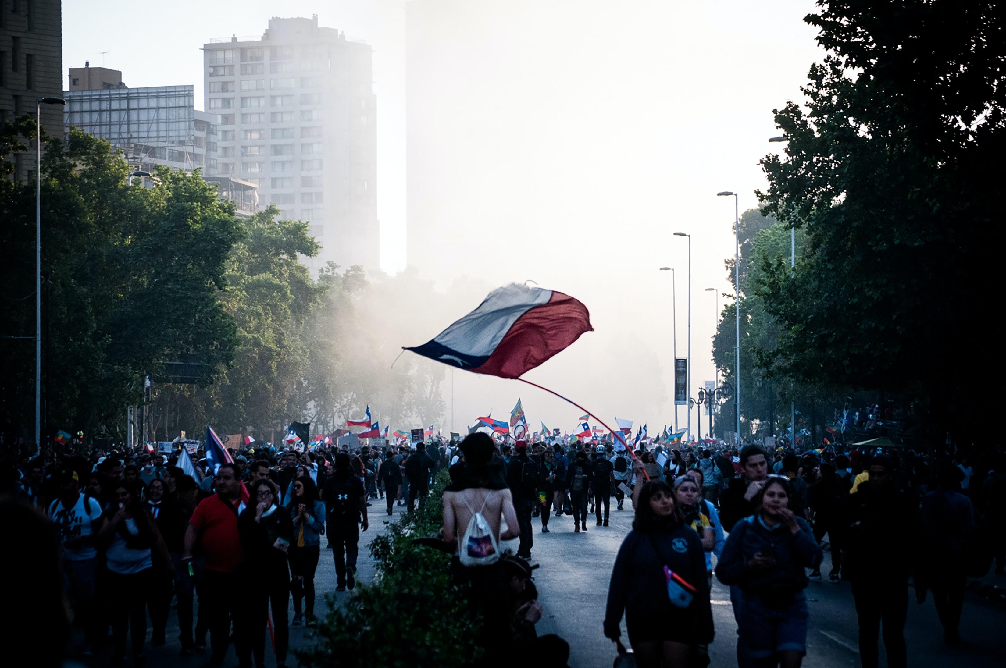 Cile: la battaglia per la democrazia senza leader